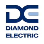 diamond electric logo